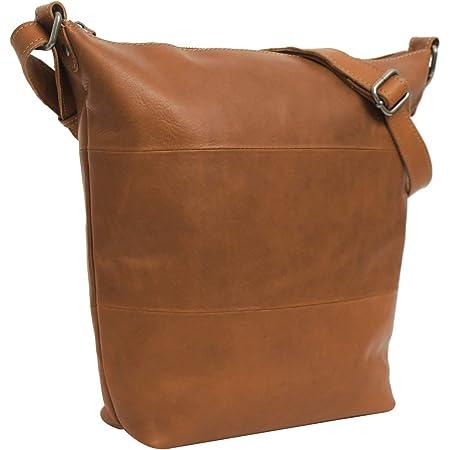 Gusti Shopper Leder - Zahara Handtasche Umhängetasche Braun Leder
