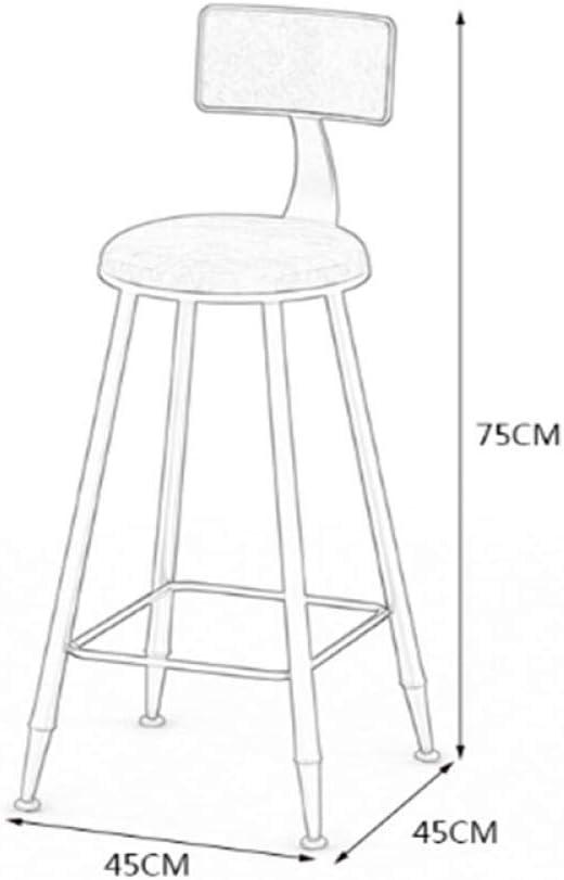 YMKGFIJ Table Et Chaise De Magasin De Thé Au Lait Combinaison De Desserts Café Restaurant De Mode Simple Chaise De Bar À Manger Décontractée-Poudre Blanc
