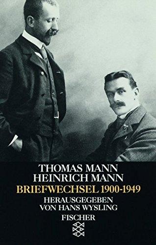 Briefwechsel 1900-1949