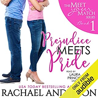 Prejudice Meets Pride audiobook cover art