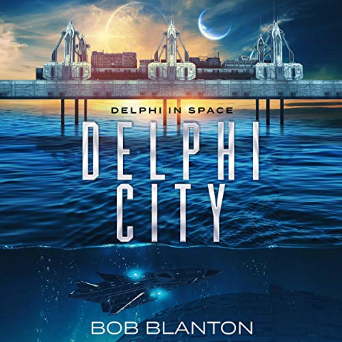 Delphi City cover art