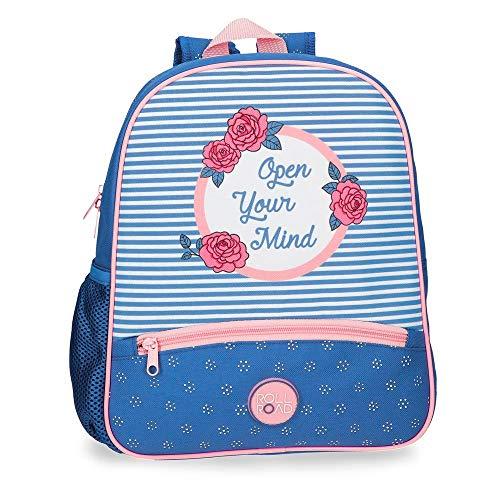 51gHXq1ztKL - ROLL ROAD Rose Mochila pequeña adaptable