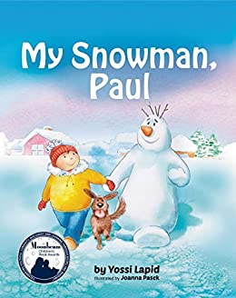 My Snowman, Paul (bedtime story, children