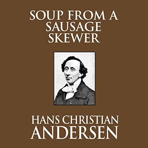 Soup From A Sausage Skewer copertina