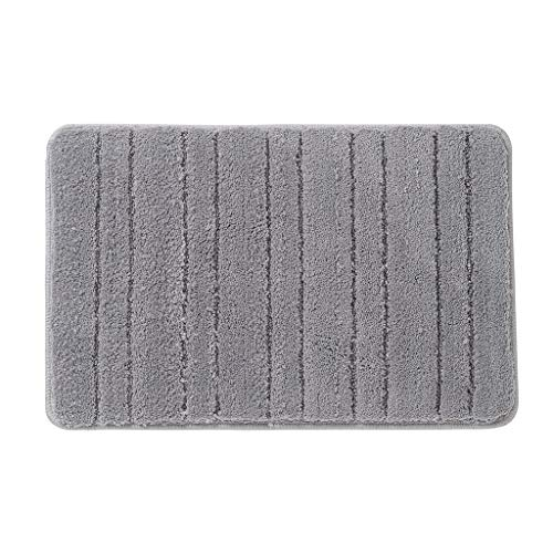 For Sale! CarPet Floor mat Home Living Room Bedroom Bathroom Non-Slip Absorbent pad (Size : 45X65cm)