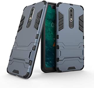 NOKIA 5.1 PLUS/NOKIA X5 2018 Armor Series Shockproof Protective Case Cover