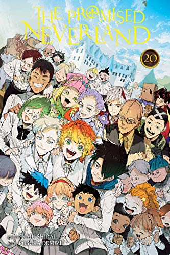 The Promised Neverland, Vol. 20 (20)