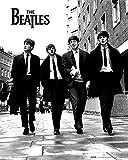 Close Up Beatles Poster (40cm x 50cm)
