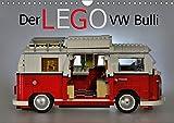 Der LEGO VW Bulli (Wandkalender 2017 DIN A4 quer): Ein Kunstwerk aus bunten Steinen (Monatskalender, 14 Seiten ) (CALVENDO Mobilitaet)