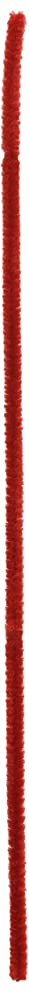 """Darice Chenille Stems (100pc), Red – Perfect for Craft Projects – Classic Pipe Cleaners are Easy to Bend to Create Shapes, Objects - Great for Kids, Classrooms, Home and More – 6mm x 12"""" Long"""