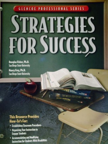 Price comparison product image STRATEGIES FOR SUCCESS (Glencoe Professional Series)