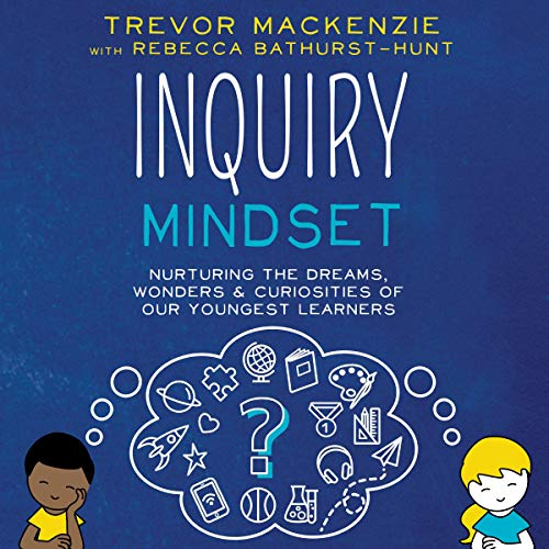 Inquiry Mindset audiobook cover art