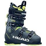 Head–Botas de esquí Advant Edge 105Antracita Black, color gris, tamaño 25.5
