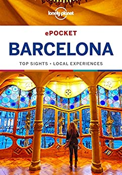 Lonely Planet Pocket Barcelona (Travel Guide) by [Lonely Planet, Sally Davies, Catherine Le Nevez]
