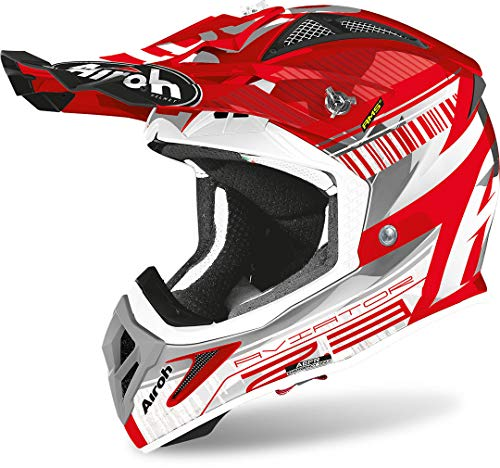 Airoh Motocross-Helm Aviator 2.3 Blau Gr. L