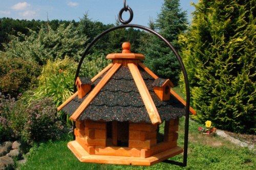 Deko-Shop-Hannusch Nr18 Nichoir à oiseaux à suspendre avec l
