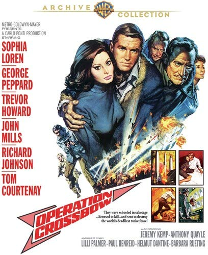 Operation Crossbow [Blu-ray]