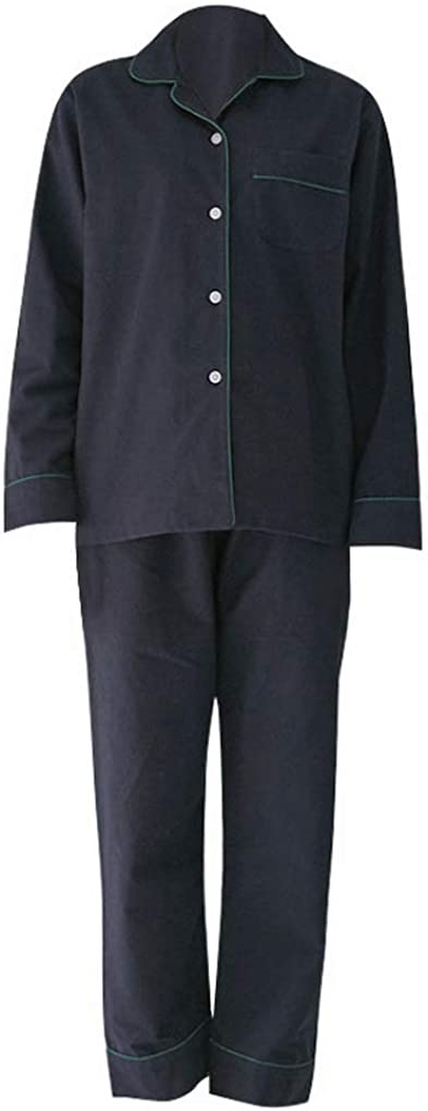 Amybria Men Silk Pajamas Set Blue 4 Sizes