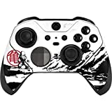 Skinit Decal Gaming Skin Compatible with Xbox Elite Wireless Controller Series 2 - Officially Licensed Dragon Ball Z Krillin Wasteland Design