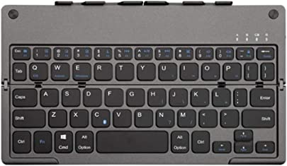 Wyyggnb Gaming Tastatur Computer Faltbare Drahtlose Tastatur Unterst tzt DREI Systeme Geeignet F r Mobile Tablets Computer Bluetooth 3 0 Wireless-Technologie Color Black Schätzpreis : 49,75 €