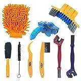 Urisgo - Kit de herramientas de limpieza para bicicleta, para todos...