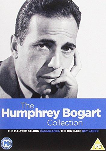 The Humphrey Bogart Collection - The Maltese Falcon / Casablanca / The Big Sleep / Key Largo [DVD]