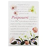 Scented Sachets for Drawer and Closet, Lot of 4 (Potpourri)