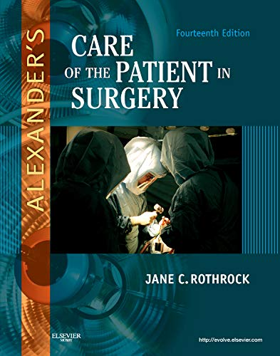 Image OfAlexander's Care Of The Patient In Surgery