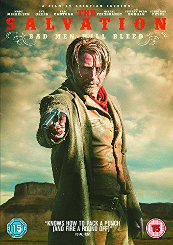 The Salvation [DVD] [2015]
