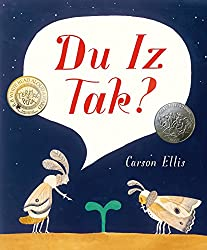 Du Iz Tak?  book is good for a kindergarten summer reading list