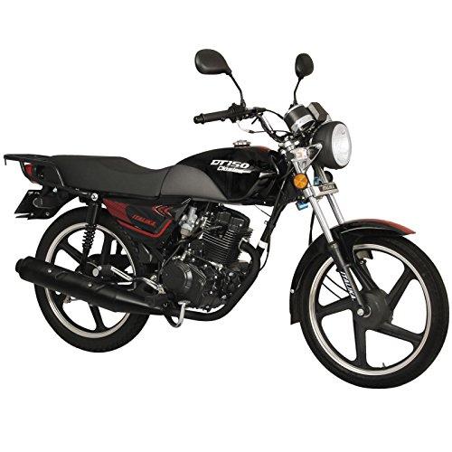 ITALIKA Motocicleta de Trabajo – Modelo DT150