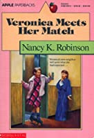 Veronica Meets Her Match 0590415115 Book Cover