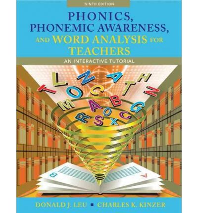 Phonics, Phonemic Awareness, and Word Analysis for...