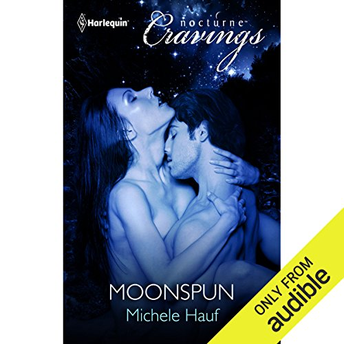 Moonspun audiobook cover art