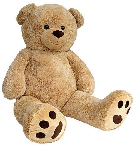 bester der welt Wagner 9050 – Hellbrauner 170 cm hoher Riesen XXL Teddybär – Teddybär XXL… 2021