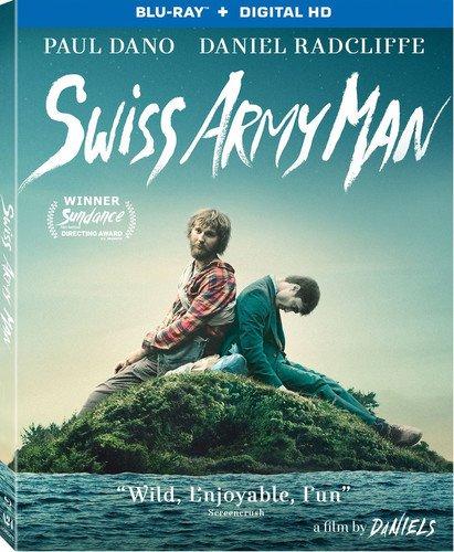 Swiss Army Man [Edizione: Stati Uniti] [Italia] [Blu-ray]