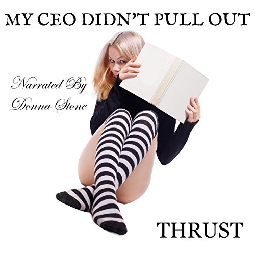 My CEO Didn't Pull Out audiobook cover art