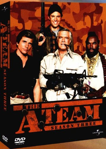 El Equipo A (3ª temporada) DVD