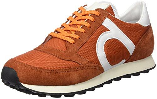 Duuo D260465, Zapatillas Hombre, Naranja (Caldera), 40 Eu