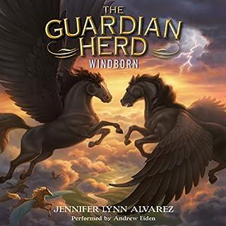 Windborn audiobook cover art