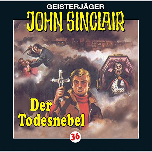 Der Todesnebel cover art