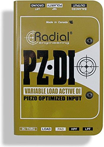 Radial Engineering PZ-DI Acousti...