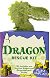 Dragon Rescue Kit (Plush Toy and Book)