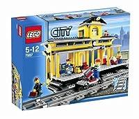 LEGO City 7997 - Bahnhof