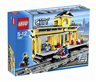 LEGO City 7997 - Bahnhof (B000NCG3R4) | Amazon price tracker / tracking, Amazon price history charts, Amazon price watches, Amazon price drop alerts