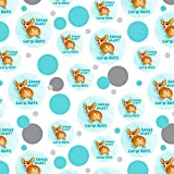 GRAPHICS & MORE Guess What Corgi Butt Funny Joke Premium Gift Wrap Wrapping Paper Roll