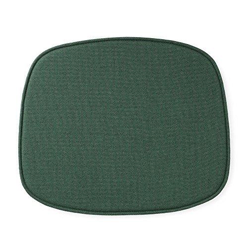 Normann Copenhagen Form stoel kussen groen/LxW 46x39cm