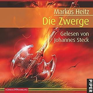 Die Zwerge     Die Zwerge 1              Autor:                                                                                                                                 Markus Heitz                               Sprecher:                                                                                                                                 Johannes Steck                      Spieldauer: 14 Std. und 4 Min.     3.784 Bewertungen     Gesamt 4,6