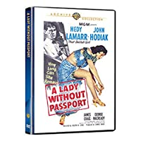 Lady Without a Passport [DVD] [Import]