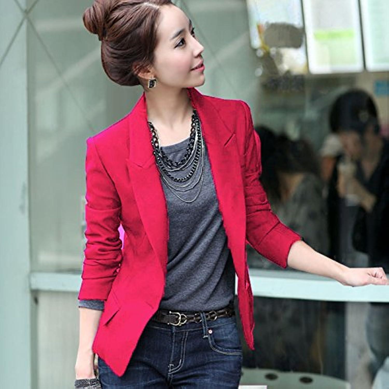 Xuanku Slim Slim Slim Freizeitaktivitäten Groß Kurzarm Anzug B07765TWG4  Ausgezeichnete Qualität e916f0